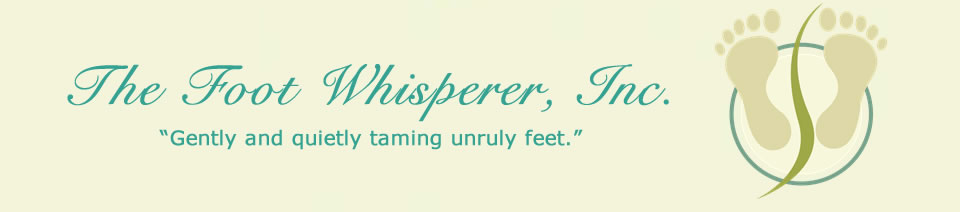 The Foot Whisperer Inc